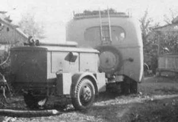 Opel blitz bus for Blitzgenerator selbstbau