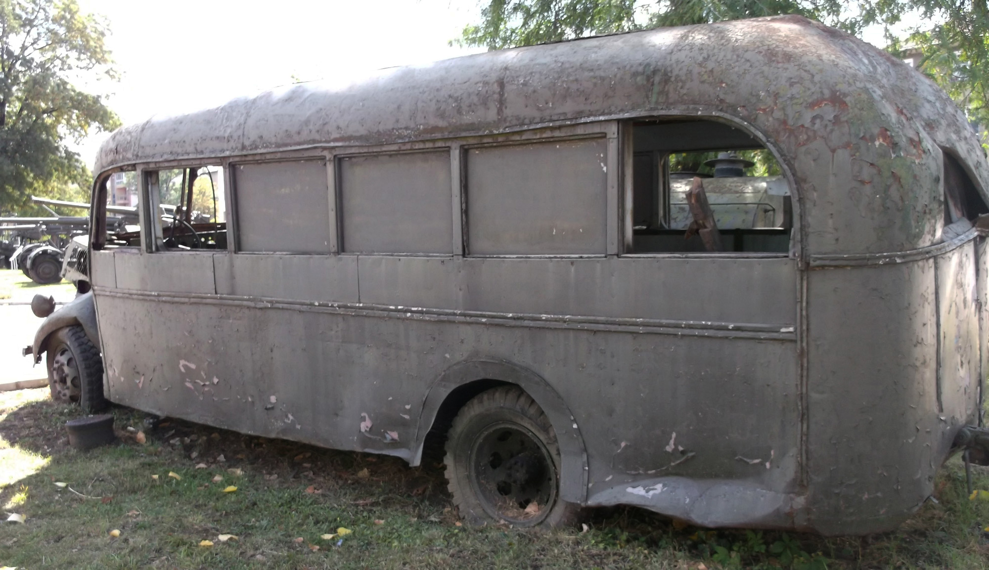 Buses for the Wehrmacht 11