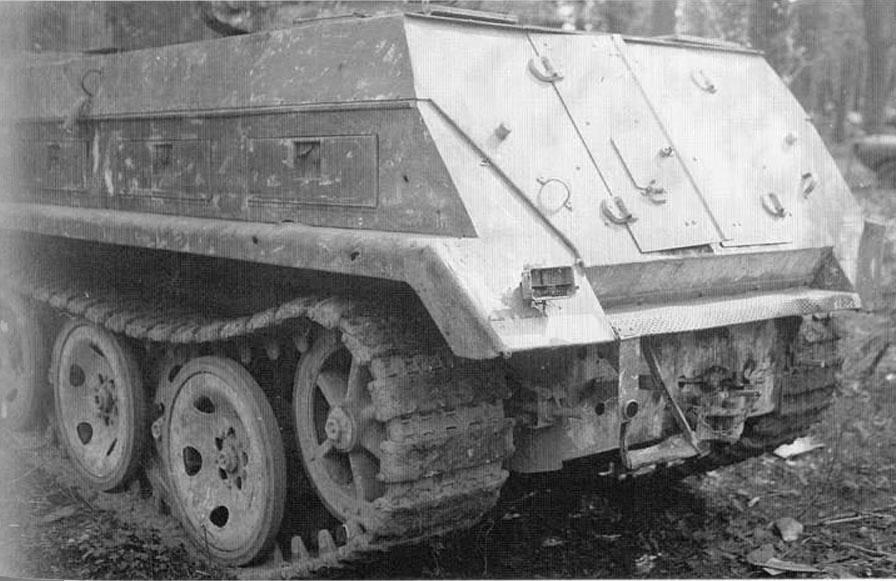 schwerer Wehrmacht Schleper sWS